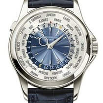 Patek Philippe PLATINUM COMPLICATED WATCHES WORLD TIME