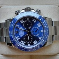 "Rolex [Serviced] Daytona Custom ""Blue Diver"" - mint -..."