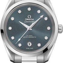 Omega 220.10.38.20.53.001 Steel 2021 Seamaster Aqua Terra 38.5mm new United States of America, New York, Airmont