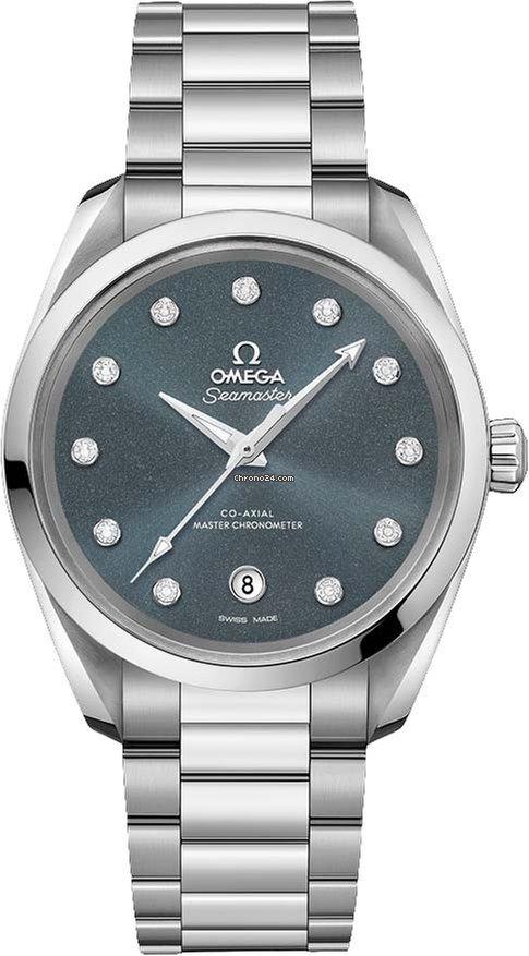 Omega Seamaster Aqua Terra 220.10.38.20.53.001 2021 new