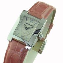 Montblanc Damen Uhr Profile  Ref. 7047 Neu OVP