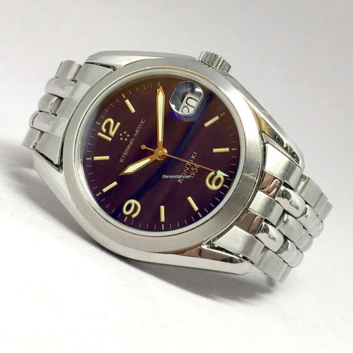 a5430e6bbc7 Eterna Kontiki 1958 for  960 for sale from a Seller on Chrono24