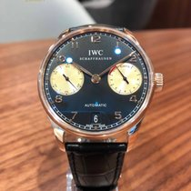 IWC Portugieser 7 Days, Limited Edition (500 PCS) Boutique...