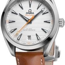 Omega 220.12.41.21.02.001 Acier 2020 Seamaster Aqua Terra 41mm nouveau