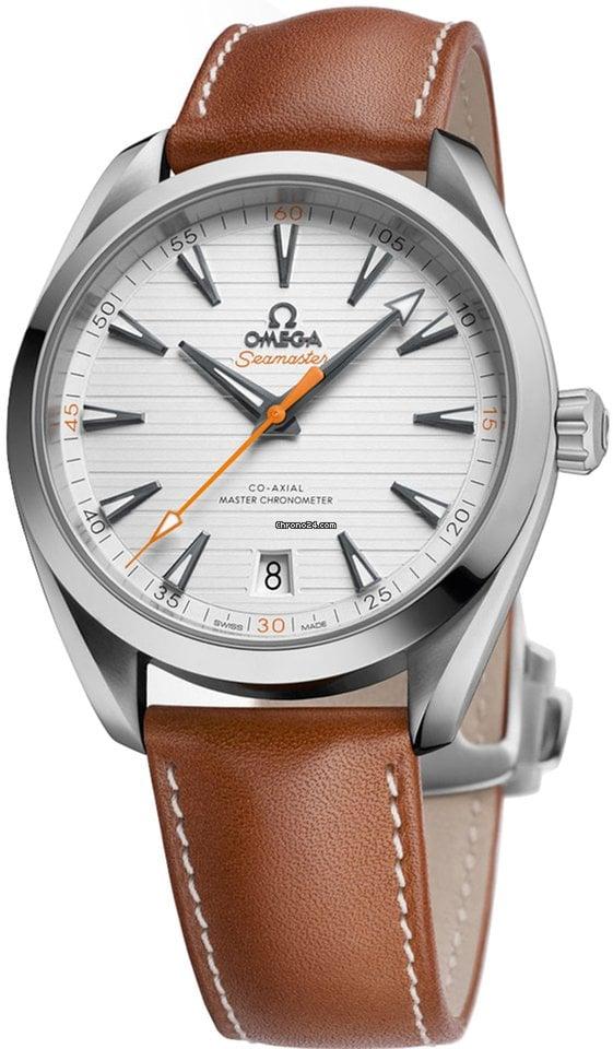 Omega Seamaster Aqua Terra 220.12.41.21.02.001 2021 neu