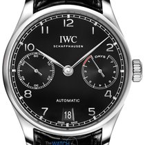 IWC Steel 42.3mm Automatic Portuguese Automatic new