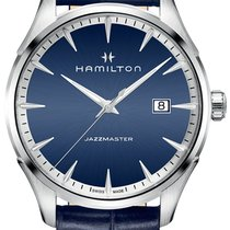 Hamilton H32451641 Acier 2020 Jazzmaster 40mm nouveau