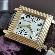 Boucheron Yellow gold 33mm Automatic pre-owned