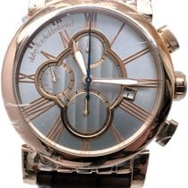 Dubey & Schaldenbrand Rose gold 44mm Automatic GSAR-RG-SIG-LS new