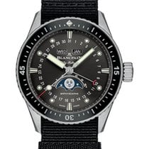 Blancpain Fifty Fathoms Bathyscape Quantième Complet