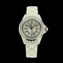 Chanel J12 Céramique diamants