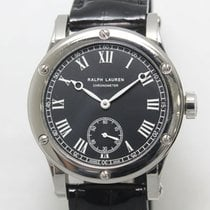 Ralph Lauren Steel 39mm Automatic RLR0250700 pre-owned