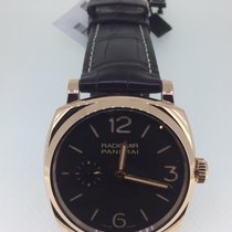 Panerai Red gold 42mm Manual winding PAM 00513 new