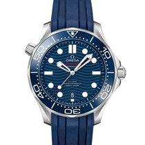 Omega 21032422003001 Steel Seamaster Diver 300 M