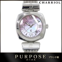 Charriol 28mm Quartz tweedehands Roze
