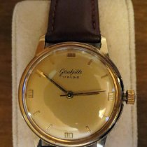 GUB Glashütte Gold/Steel 34mm Manual winding 95852 pre-owned
