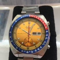 Seiko Chronograph 41mm Automatic pre-owned
