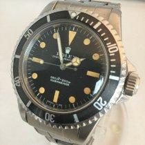 Rolex 5512 Acier Submariner (No Date) 40mm