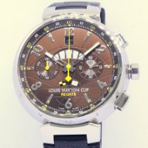 Louis Vuitton 44mm Automatic new Brown