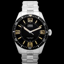 Oris Divers Sixty Five Steel United States of America, California, San Mateo