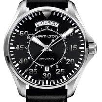 Hamilton Khaki Pilot Day Date Steel 42mm Black