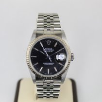 Rolex Datejust Steel 36mm Silver United States of America, Florida, Miami Beach