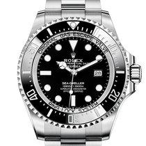 Rolex Sea-Dweller Deepsea Stahl 44mm Keine Ziffern Schweiz, Zug