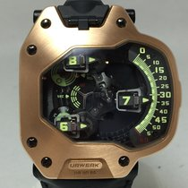 Urwerk Or rose 47mm Remontage automatique UR-110 RG occasion