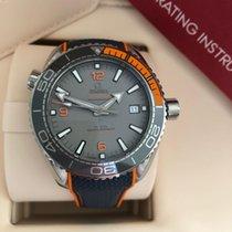 Omega Seamaster Planet Ocean nuevo 2020 Automático Reloj con estuche y documentos originales 215.92.44.21.99.001