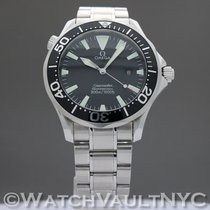 Omega Seamaster Diver 300 M Steel 41mm Black United States of America, New York, White Plains