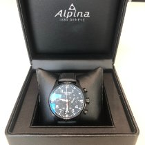 Alpina 44mm Quartz AL-372B4FBS6 occasion France, Neuilly-sur-Seine