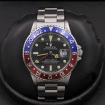 Rolex 16750 Steel 1981 GMT-Master 40mm pre-owned United States of America, California, Huntington Beach