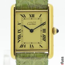 Cartier Tank (submodel) 1995 pre-owned