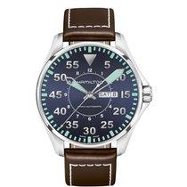 Hamilton Khaki Pilot H64715545 new