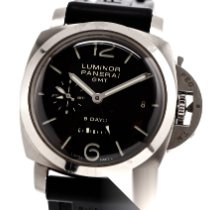 Panerai Luminor 1950 8 Days GMT PAM00233 2012 gebraucht