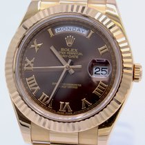 Rolex Day-Date II 218238 2011 pre-owned