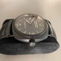 Panerai Radiomir Black Seal occasion 45mm Noir Cuir