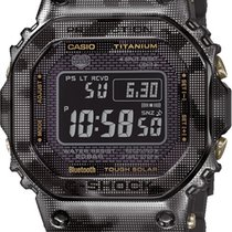 Casio G-Shock GMWB5000TCM-1 New Titanium