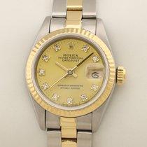 Rolex Lady-Datejust 69173 Diamant 1987 occasion