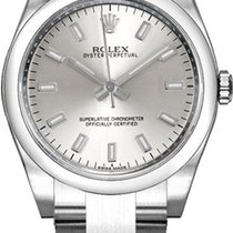 Rolex Oyster Perpetual 26 Steel 26mm Silver United States of America, California, Moorpark