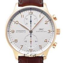 IWC Portuguese Chronograph Oro rojo