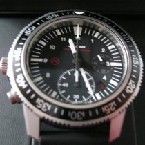 Sinn EZM 13 41,5mm Black No numerals