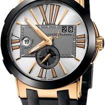 Ulysse Nardin Executive Dual Time 246-00-3-421 new