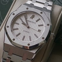 Audemars Piguet ROYAL OAK REF 15300ST  PAPIERE BOX  BRD WIE NEU