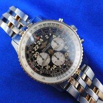 Breitling Navitimer Cosmonaute Gold/Steel 42mm Black Arabic numerals United States of America, Texas, sugar land