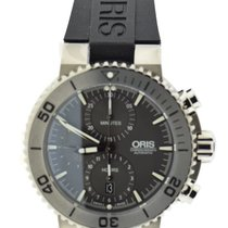Oris Steel 46mm Automatic 7655 new United States of America, New York, New York