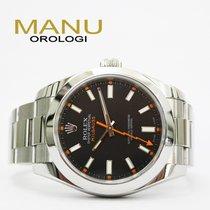 ロレックス (Rolex) Milgauss Black Ref.116400