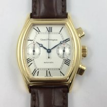 Girard Perregaux Or jaune Remontage automatique Arabes 36mm occasion Richeville