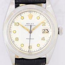 Rolex 6694 Stahl 1960 Oyster Precision 34mm gebraucht Deutschland, Langenfeld