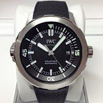 IWC Aquatimer Automatic Steel 42mm Black No numerals United Kingdom, Wilmslow